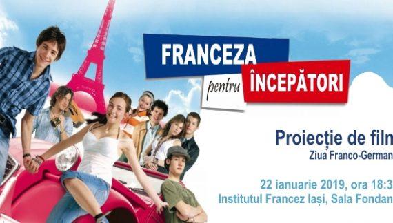 Seară Franco-Germană la Institutul Francez Iași