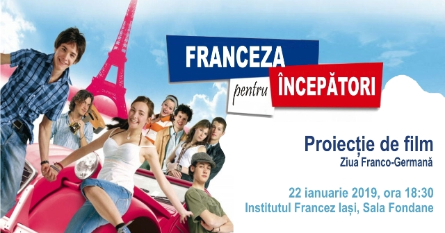Seară Franco-Germană la Institutul Francez Iași