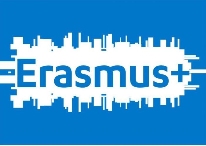 Supliment financiar acordat studenților ERASMUS+ proveniți din familii cu situație financiară defavorizată