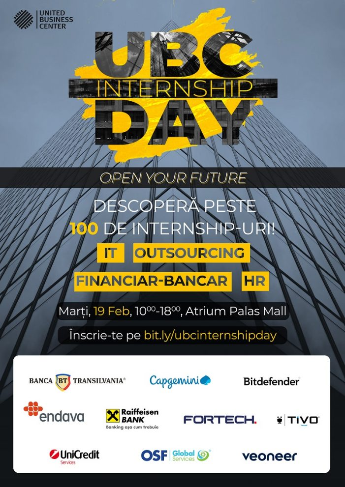 UBC Internship Day