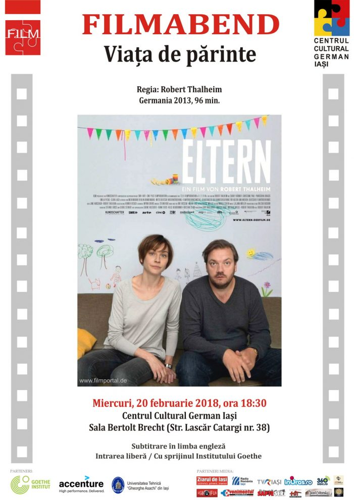 "Seara de film german  – ""Viața de părinte"""