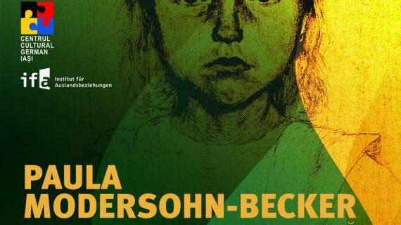 Expoziția de desen și gravură – Paula Modersohn-Becker