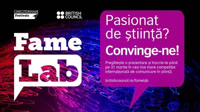 Studenții și cercetătorii sunt invitați să participe la FamLab International