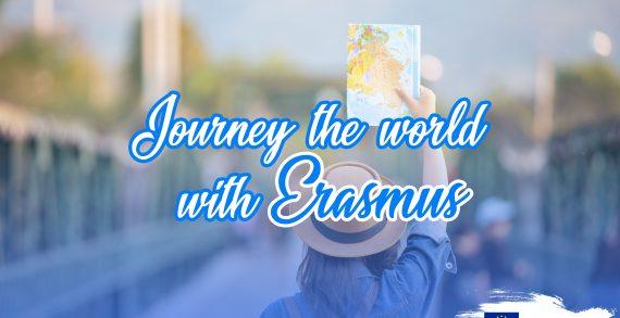 AIESEC Iași anunță parteneriatul cu Erasmus+ pentru programele Global Volunteer și Global Entrepreneur