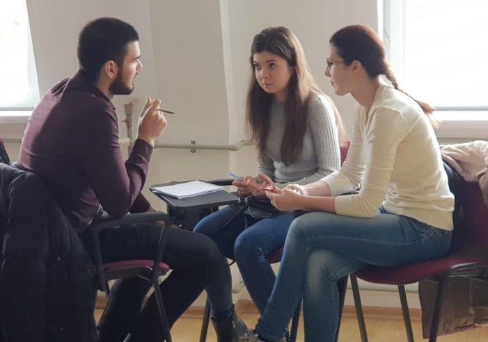 """""""Miercurea carierei"""" – ateliere săptămânale pentru studenți"""