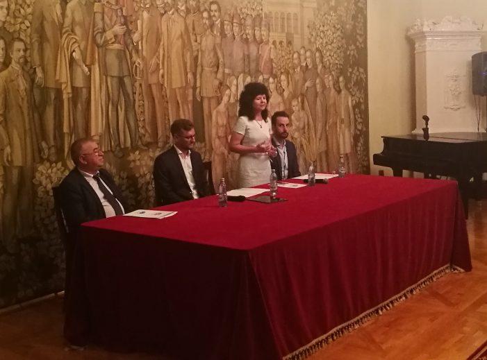UAIC a participat la lansarea companiei Hindawi pe piața din România