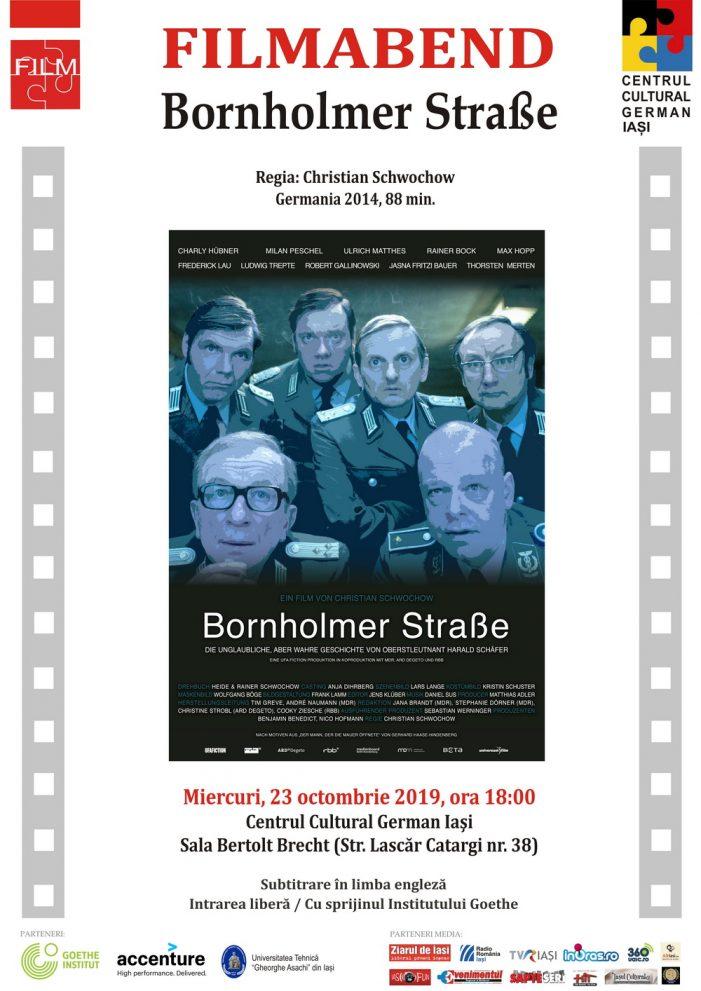 Seara de Film la Centrul Cultural German Iași