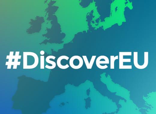 Candidaturi pentru permisele de călătorie DiscoverEU
