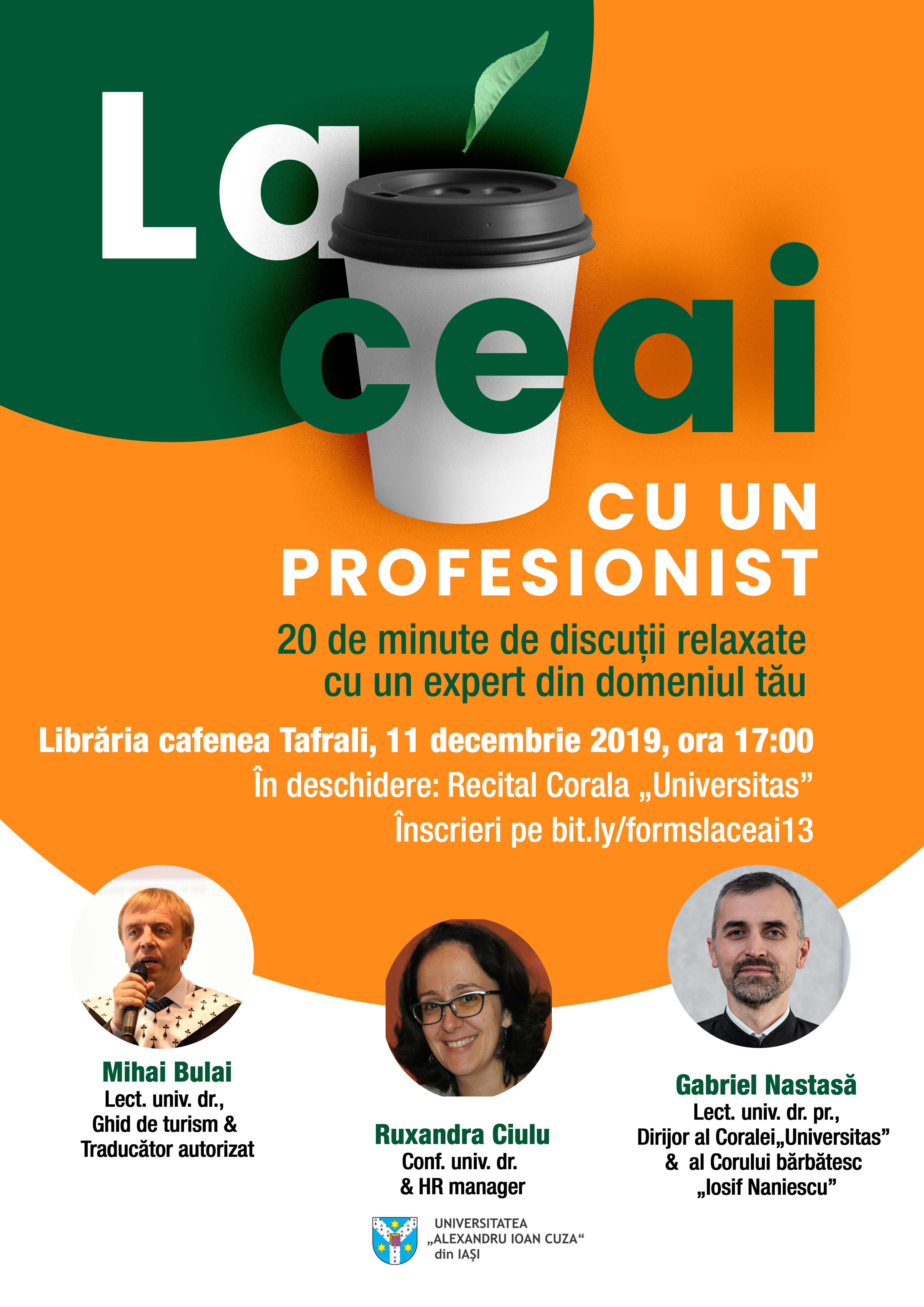 AFIS LA CEAI CU UN PROFESIONIST – DEC 2019