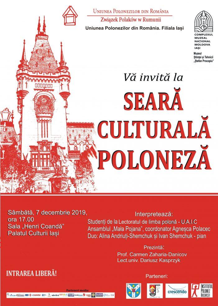 Seară culturală poloneză