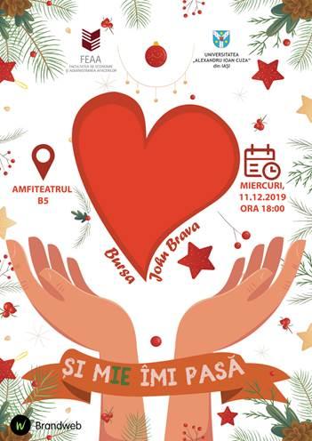 Licitație caritabilă organizată de studenți