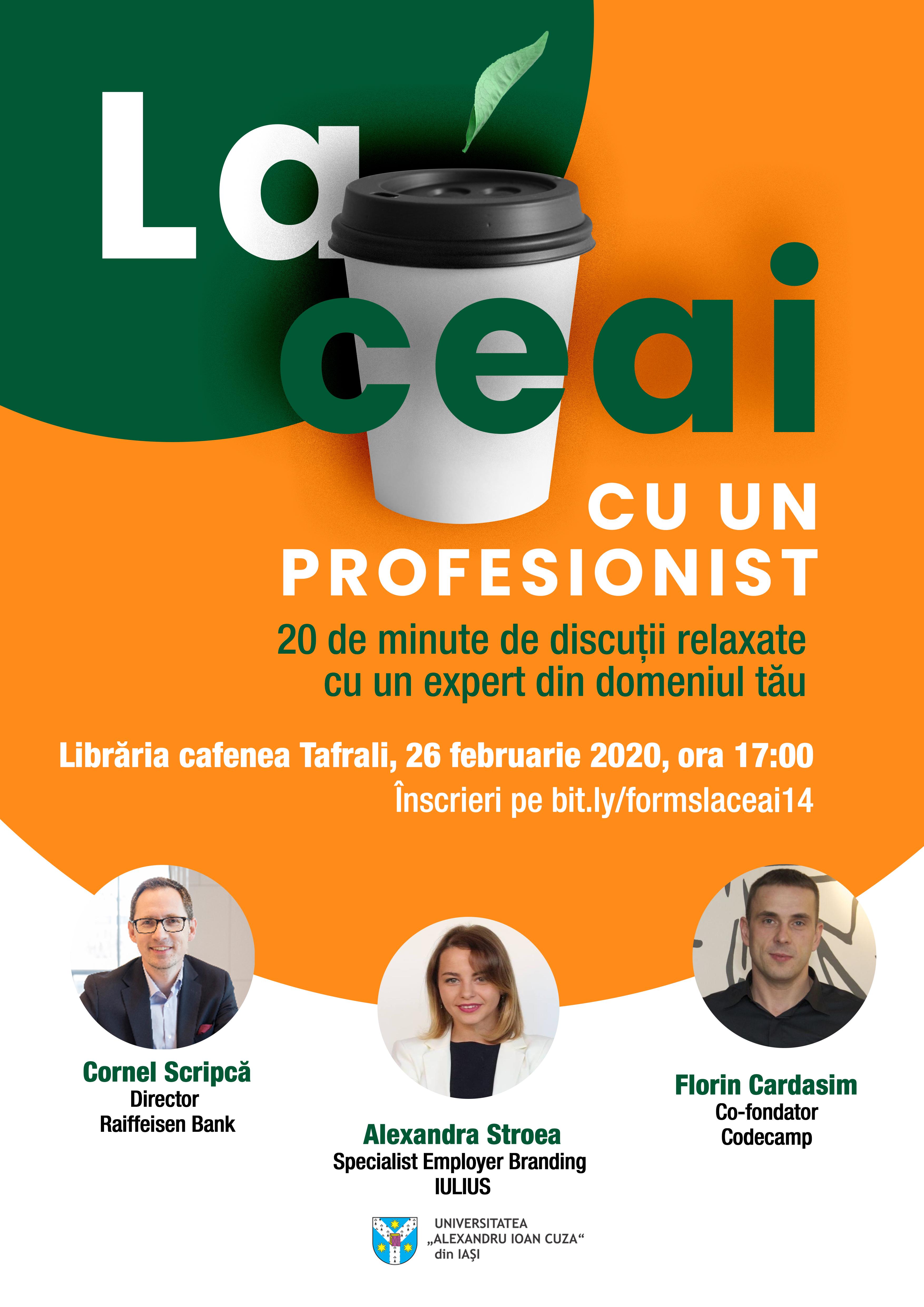 AFIS LA CEAI CU UN PROFESIONIST – FEB 2020