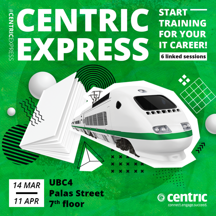 Centric Express 2020 – program de traininguri pentru studenți