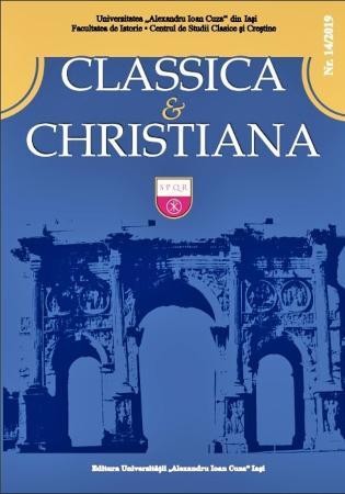 Revista Classica et Christiana, evaluată la categoria A  de către ANVUR Italia