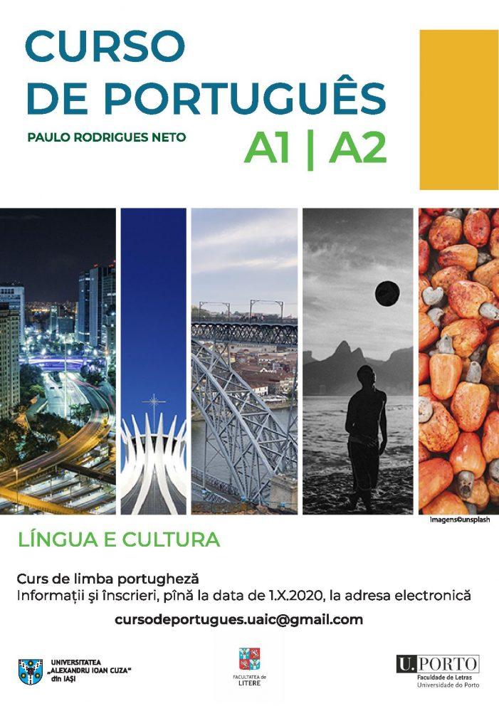 Facultatea de Litere organizează cursuri de limba portugheză