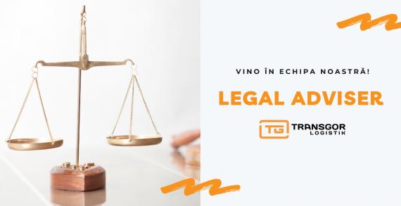 Transgor Logistik recrutează consilier juridic