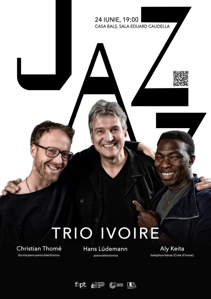 TRIO IVOIRE (DE) – Concert de jazz