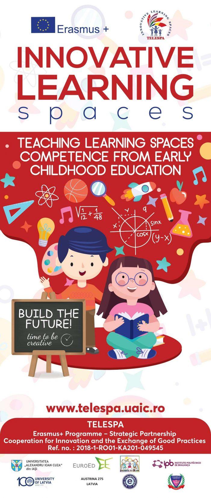 Program internațional de formare în cadrul proiectului TELESPA