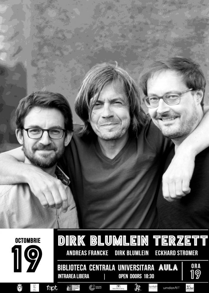 Concert de jazz – Dirk Blümlein Terzett (DE)